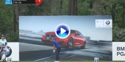 BMW PGA: Resumen con los golpes del día. Jiménez, Larrazábal y Cañizares son protagonistas (VÍDEO)