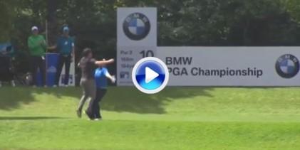 Johnston se hace con un BMW M4 mientras Jiménez se queda a un palmo de un exclusivo i8 (VÍDEO)