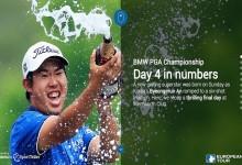 El BMW PGA Championship del European Tour en números
