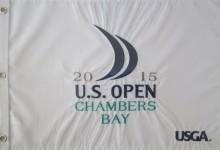 9.882 jugadores tomarán parte en las previas del US Open 2015 de Chambers Bay (4 al 21 de mayo)
