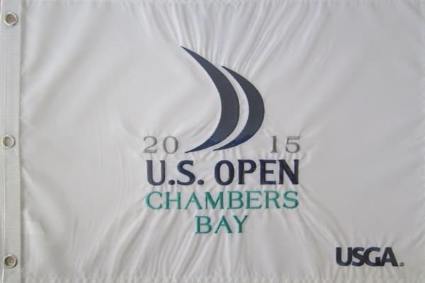 Bandera US Open 2015 Chambers Bay