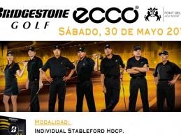 Font del Llop acoge, este próximo sábado, el magnífico Torneo Ecco-Bridgestone