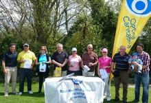 El I Circuito Luis Pérez San Miguel (Real Golf Club Oyambre) se supera en su segunda jornada