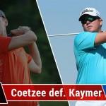 Coetzee vs Kaymer