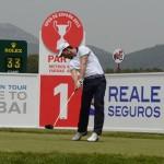 Alejandro Cañizares. Foto: OpenGolf.es