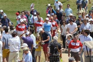 Viernes: Jiménez uno de los grandes protagonistas del día en el Open de España (Galería de Imágenes)