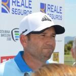 Primeras declaraciones de Sergio García tras su 3ª ronda. Foto: OpenGolf.es