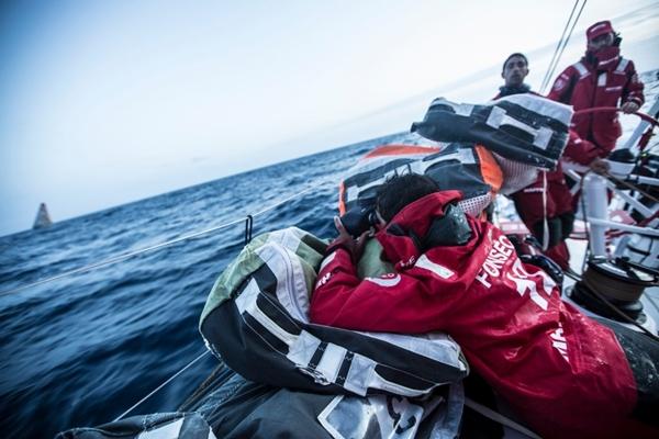 Dongfeng abre brecha con Abu Dhabi Ocean Racing