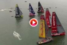 Volvo Ocean Race: Los mejores momentos de la etapa 6 en menos de 4′ (VÍDEO)