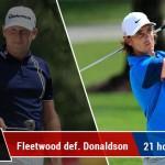 Fleetwood vs Donaldson