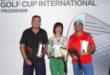 Éxito inaugural de la BMW Golf Cup International en el recorrido valenciano de La Galiana