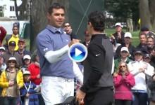 Resumen con los mejores golpes en las cinco jornadas del WGC-Cadillac Match Play (VÍDEO)
