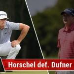 Horschel vs Dufner
