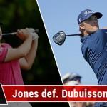 Jones vs Dubuisson