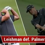 Leishman vs Palmer