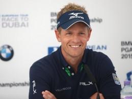 Luke Donald podría decir adiós al European Tour si no mejora la clasificación mundial el próximo año