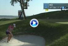 Estos fueron los golpes de la semana en el Kingsmill Championship del Circuito LPGA (VÍDEO)