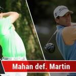 Mahan vs Martin