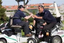 Mark Gibson gana el European Challenge para jugadores en silla de ruedas celebrado en Terramar