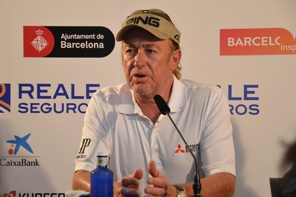 Miguel Angel Jimenez Open de España Foto OpenGolf