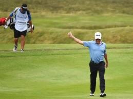 Jiménez termina segundo en la Catedral del Golf europeo lo que le da billete al US Open
