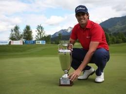 Nacho Elvira conquista su segundo título del año en Austria. Se pone al frente del ranking Challenge