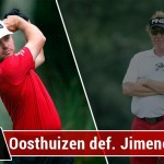 Oostuizen vs Jiménez