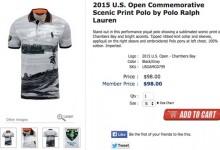 El polo conmemorativo del US Open dará que hablar el próximo mes