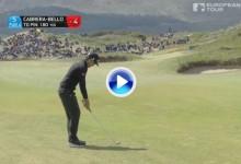 Irish Open: Vea los golpes destacados en sus cuatro jornadas. Incluye el de Rafa Cabrera (VÍDEO)