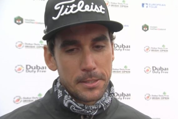 Rafa Cabrera-Bello Irish Open 4