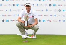 Rhys Davies vuelve a levantar un trofeo cinco años después. Emilio Cuartero mejor español en Turquía