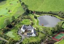 La casa de sus sueños: Robinhall House, la mansión que vendió McIlroy en 2013, busca comprador