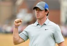 """McIlroy, en plenas facultades para intentar retener el US PGA: """"Mi tobillo está mejor que nunca"""""""