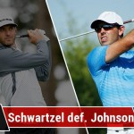 Schwartzel vs D. Johnson