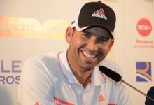 """García: """"Volver a Valderrama me hace mucha ilusión, será muy especial jugar el Open de España"""""""