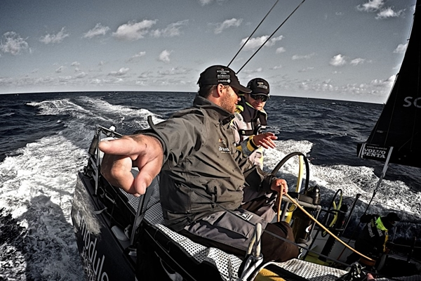 Team Brunel Stefan Coppers-Team Brunel-Volvo Ocean Race