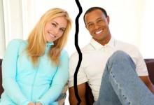 Tiger Woods y  Lindsey Vonn ponen fin a su relación. «Siempre admiraré y respetaré a Tiger», dice Vonn