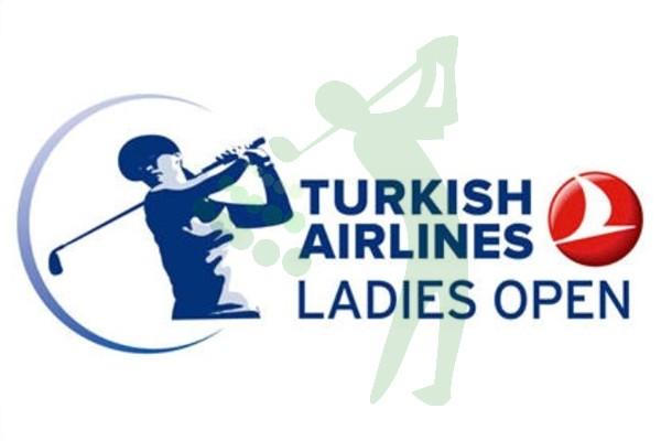 Turkish Airlines Ladies Open Logo Marca