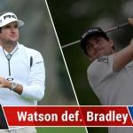 Watson vs Bradley
