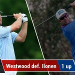 Westwood vs Illonen