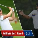 Willett vs Reed