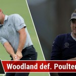 Woodland vs Poulter