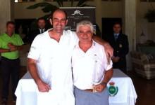 Alfonso Gutiérrez gana en play off el Campeonato de Andalucía de la APGA en Río Real