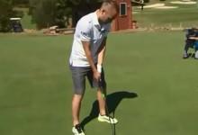 Andrés Iniesta en Cerdeña para un torneo benéfico de golf a favor de UNICEF y Autism Rocks