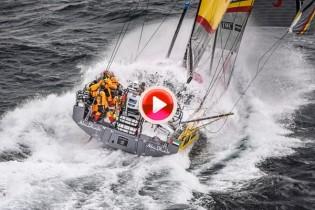 Volvo Ocean Race 2014-15: Así se ganó la regata más peligrosa del mundo (VÍDEO)