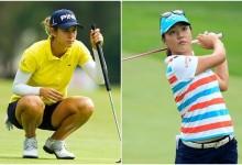 Azahara Muñoz se queda sola en NY y Lydia Ko pierde su primer corte en 53 eventos jugados