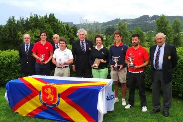 Campeonato de España de Pitch & Putt 2015