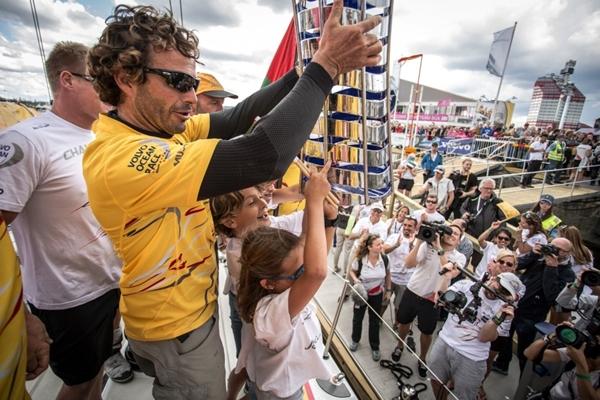'Chuny' Bermúdez Foto: Matt Knighton-Abu Dhabi Ocean Racing-Volvo Ocean Race