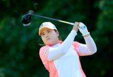 Park tras los pasos de Sorenstam. Busca su tercera victoria consecutiva en el Women's PGA Champ.
