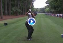 Conozca el Top 10 de los jugadores con el swing más extraño en la historia del PGA Tour (VÍDEO)